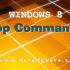 Windows 8 Consumer Preview: App Commands
