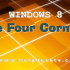 Windows 8 Consumer Preview: The Four Corners