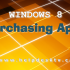Windows 8 Consumer Preview: Purchasing Apps